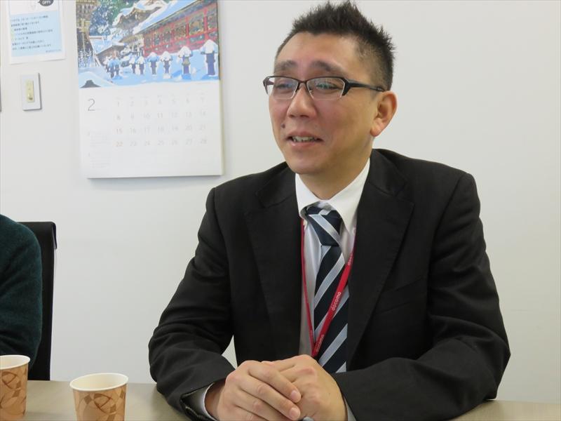 松藤英文氏