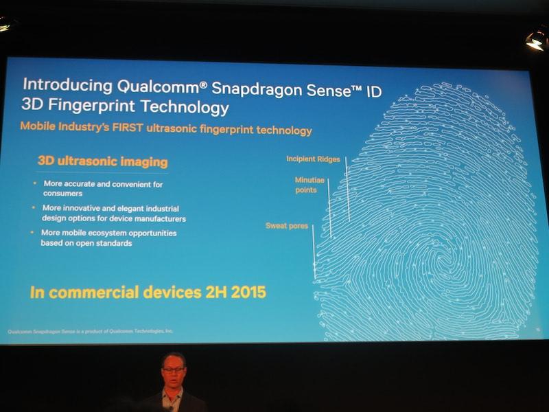 3次元指紋センサー技術