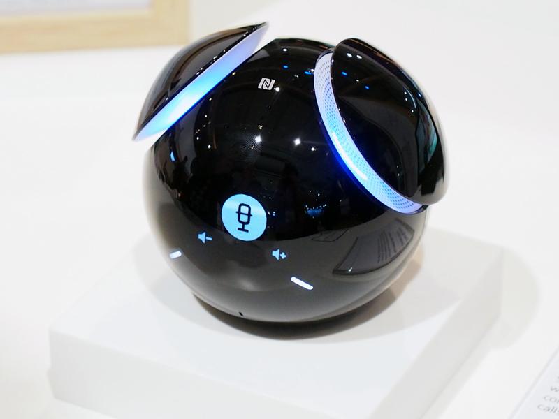 球体のBluetoothスピーカー「BSP60」