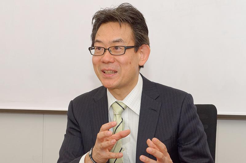 富士通 ユビキタスビジネス戦略本部 モバイルプロダクト統括部 今村誠氏