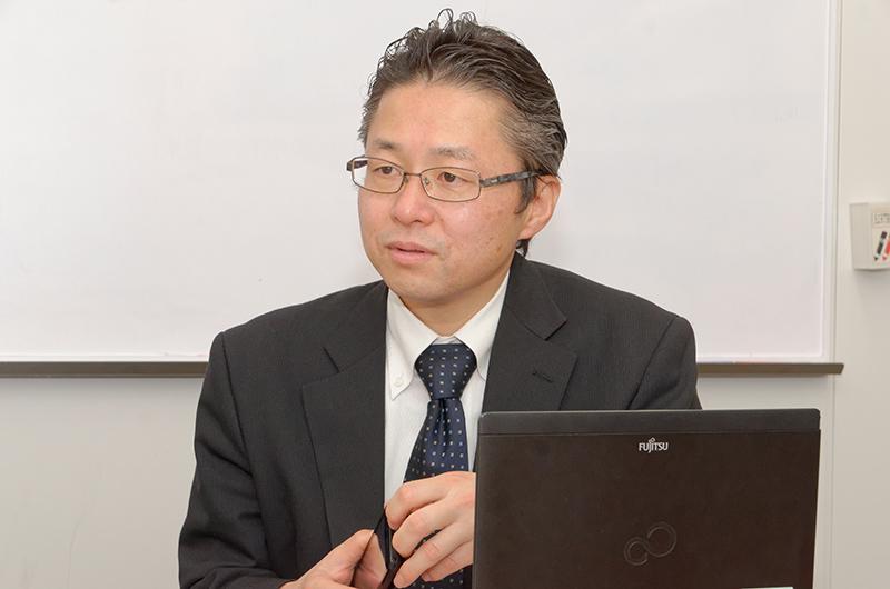 富士通 ユビキタスビジネス戦略本部 タブレットプロダクト統括部 磯部靖彦氏