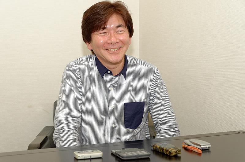 カシオ計算機株式会社 羽村技術センター コンシューマ事業部 企画部 部長 石田 伸二郎氏