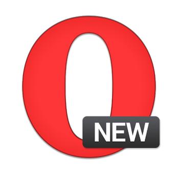 「Opera Mini」アイコン