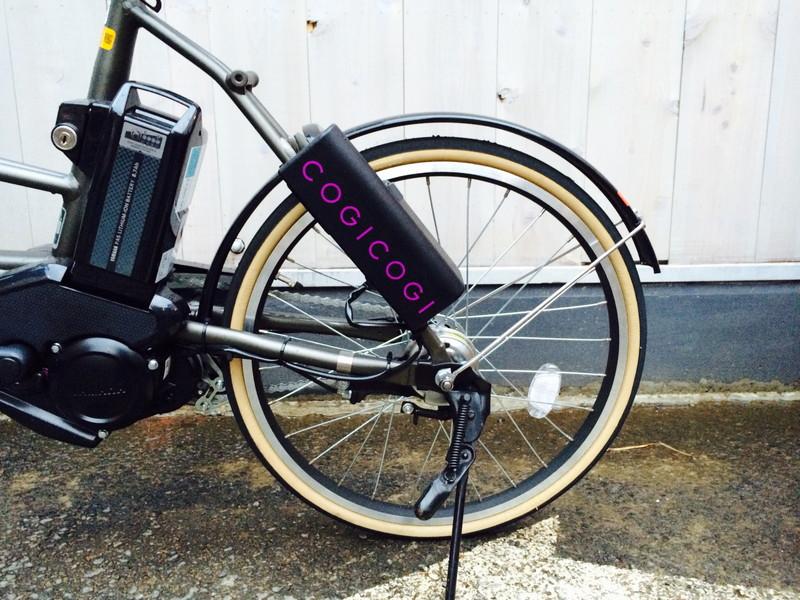 「COGICOGI SMART!」で利用される自転車