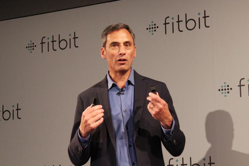 Fitbit社CRO ウッディ・スカル氏