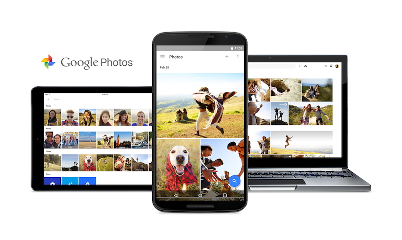 「Google Photos」