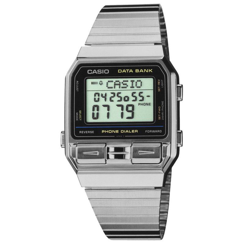 記憶した電話番号をプッシュ音で送信し、電話がかけられる「フォーンダイアラー DBA800」:1987年(昭和62年)発売