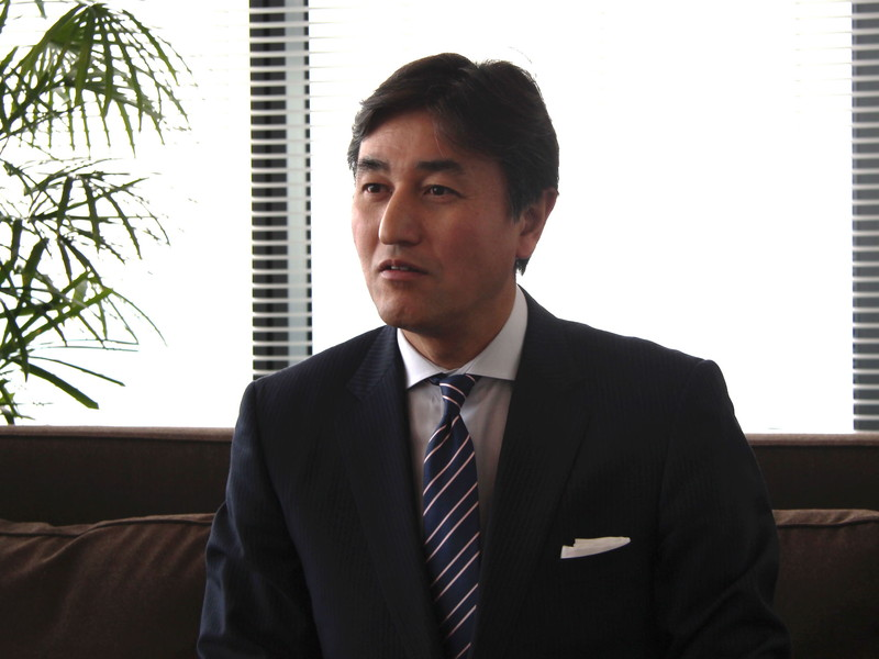 サムスン電子ジャパン 代表取締役 最高執行責任者(COO) 堤浩幸氏