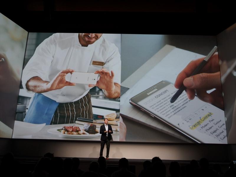 クリエイティブなユーザーに広く支持され、新しい市場を開拓することができたGalaxy Noteシリーズ