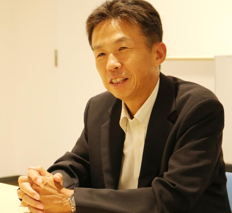 ケイ・オプティコム モバイル事業戦略グループグループマネージャー 津田和佳氏