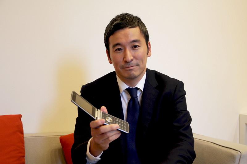 J:COM 商品企画本部 副本部長 中馬和彦氏