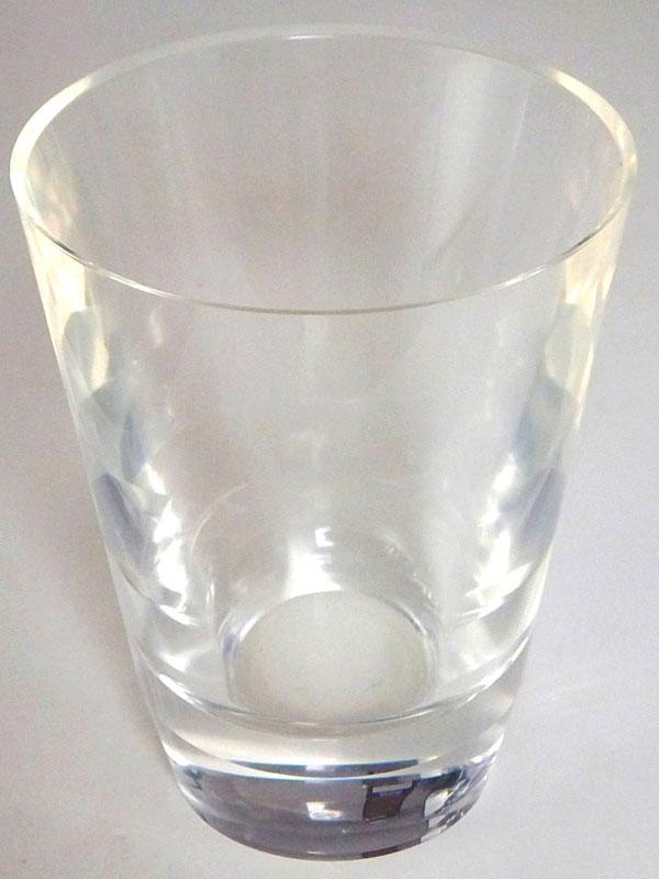 シリコン製ながら透明度が高い「shupua」のグラス