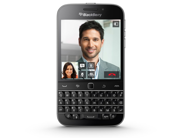 「BlackBerry Classic」