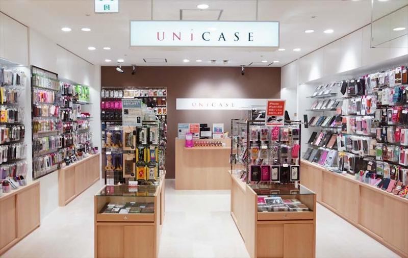 UNiCASE 札幌パルコ