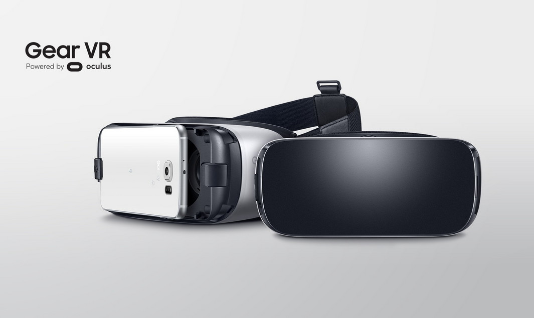 「Gear VR」