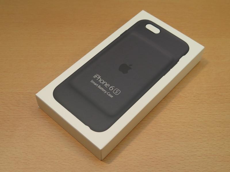 Smart Battery Caseが描かれたパッケージ