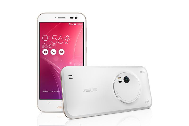 「ZenFone Zoom」スタンダードカバーモデル