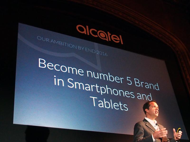 2016年末までに、スマートデバイスで5位を目指す