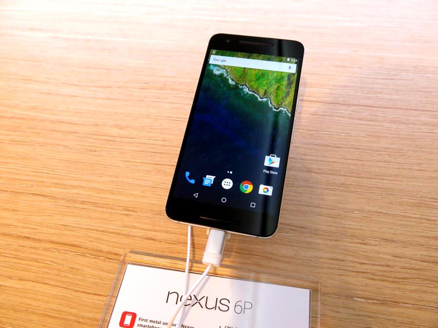 ファーウェイが開発を担当したNexus 6P