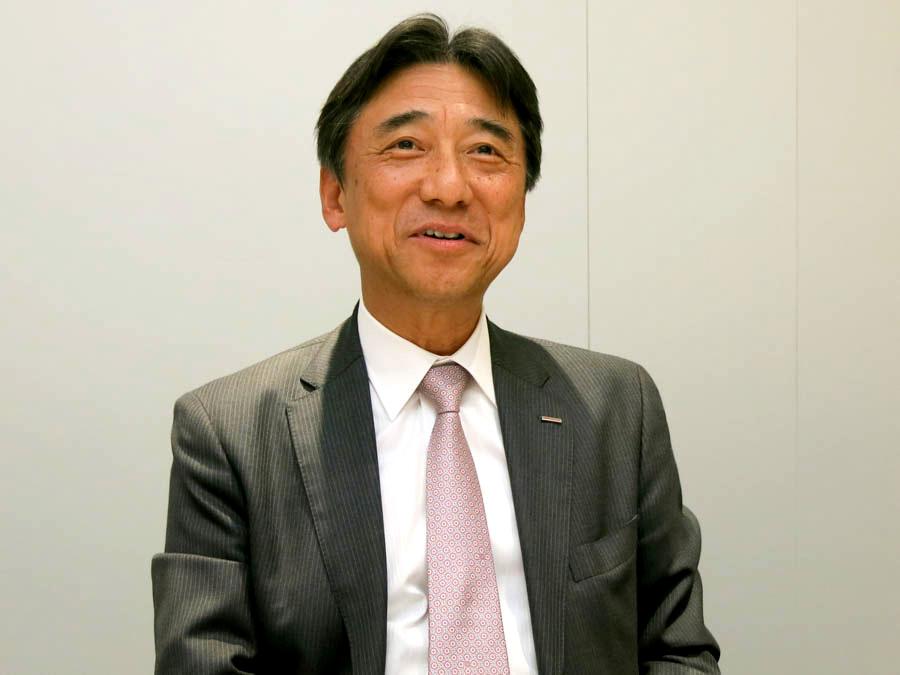 ドコモの吉澤副社長