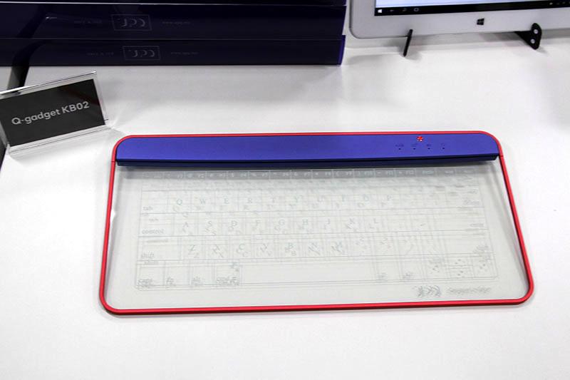「Q-gadget KB02」