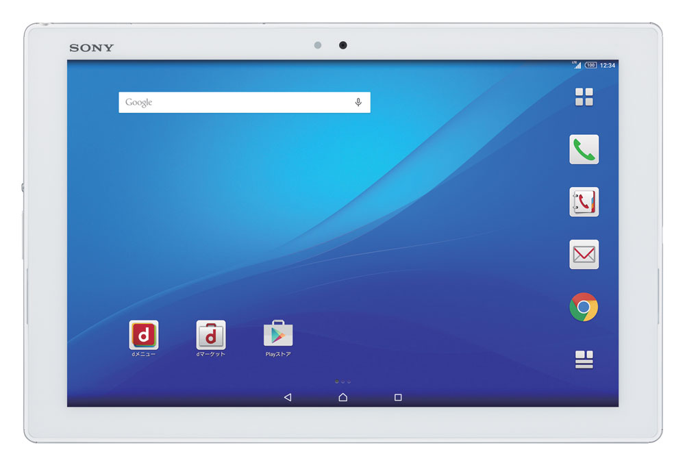Xperia Z4 Tablet SO-05G
