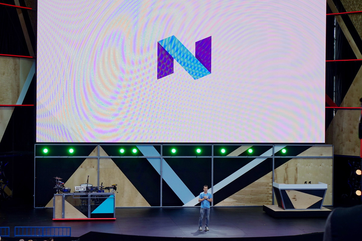 「Android N」3つの注力点