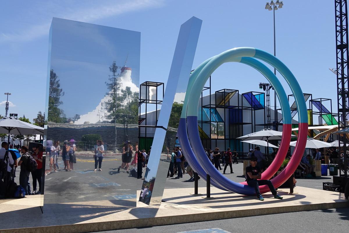 米国・サンフランシスコ、マウンテンビューで開催の開発者向けイベント「Google I/O 2016」