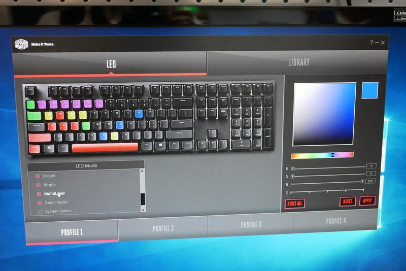 LEDの発色やパターンはアプリで自由にカスタマイズ可能