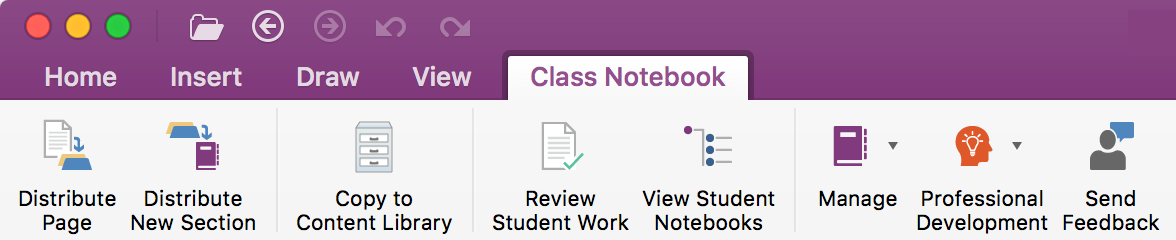 Office 2016 for Macに教育機関向けの「OneNote Class Notebook」が追加