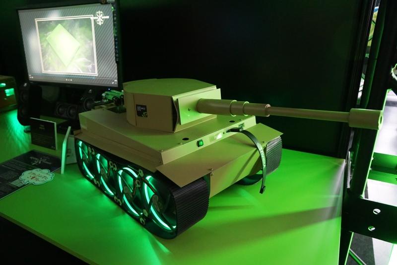 戦車型PC