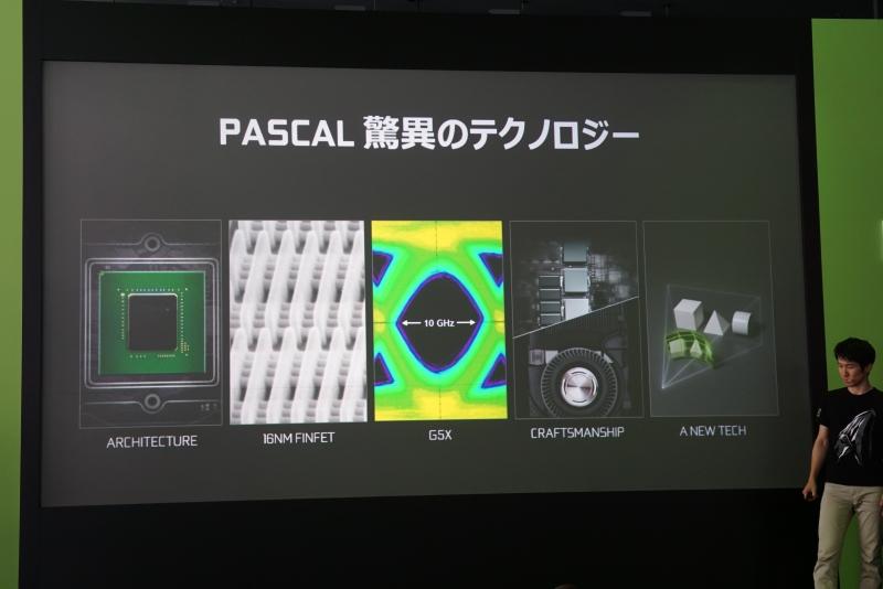 Pascalで備わった新たな機能の解説が行なわれた