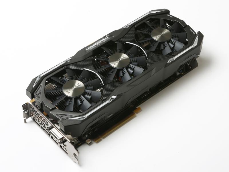 GeForce GTX 1070 AMP Extreme