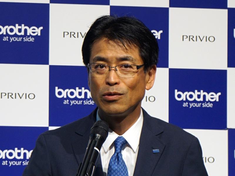 ブラザー販売株式会社 代表取締役社長の三島勉氏
