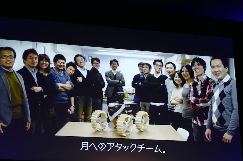 日本から唯一参加するHAKUTOのメンバー