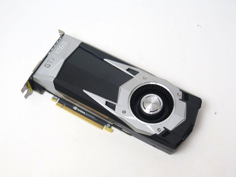 「GeForce GTX 1060」