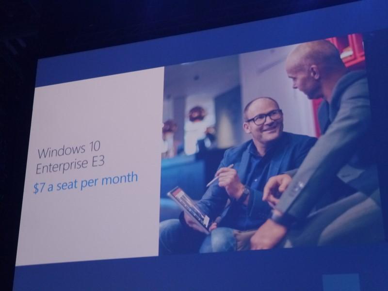 Microsoft ウィンドウズ&デバイス担当コーポレートバイスプレジデントのユセフ・メーディ氏