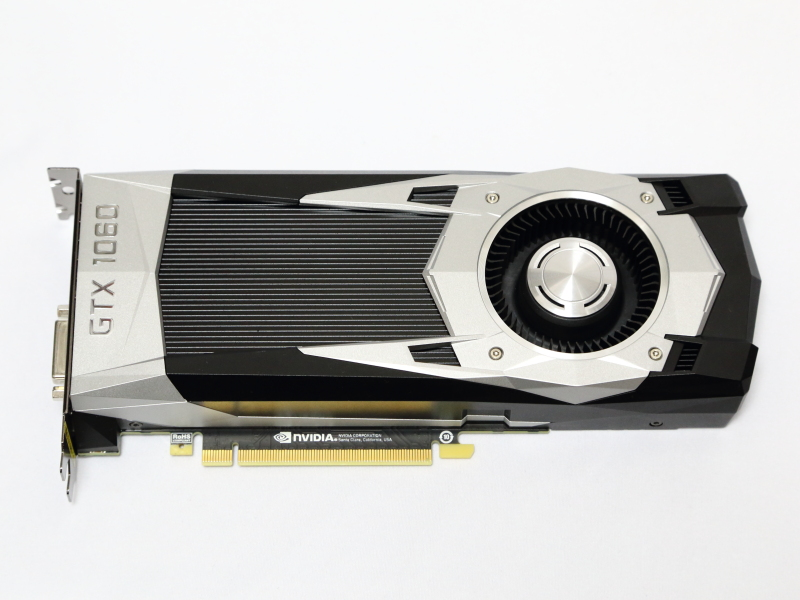 GeForce GTX 1060 Founders Edition