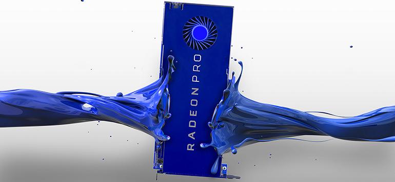 Radeon Pro WXシリーズ