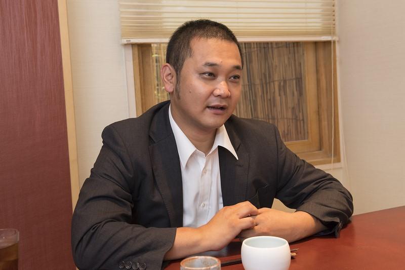 株式会社サードウェーブ代表取締役社長の尾崎健介氏