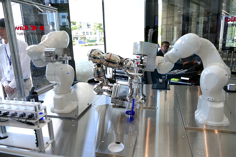 医薬品用ロボット