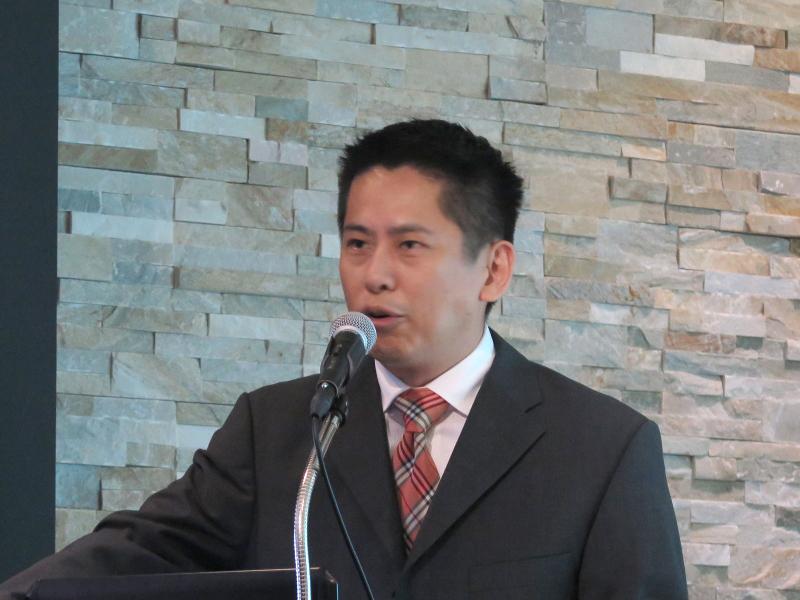Steven Chen氏