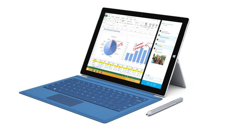 Surface Pro 3を