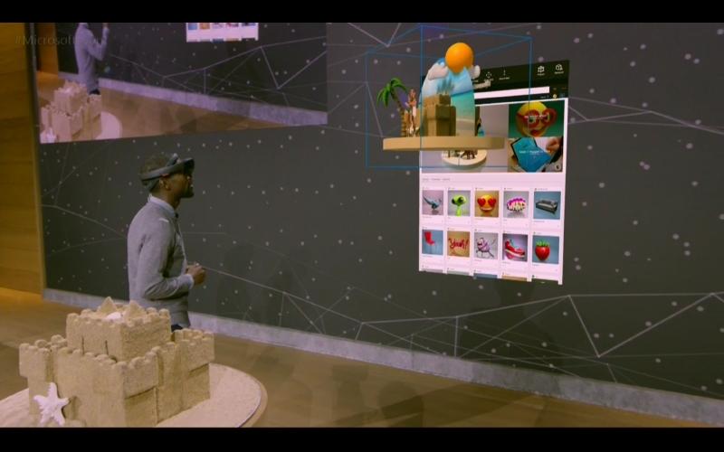 """SketchUpの3Dデータをすぐに""""取り出して""""、拡張現実で実空間に配置"""
