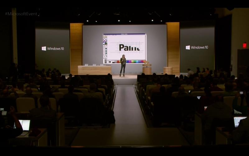 Windows 3.1時代のペイント