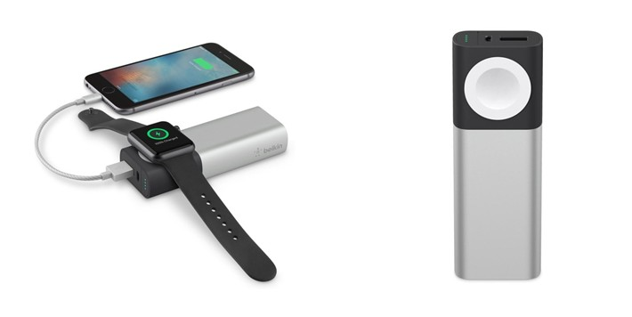 「ValetCharger Power Pack 6700 mAh for Apple Watch+iPhone」