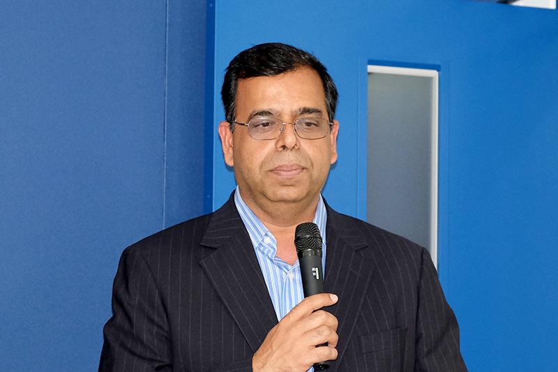米Netgear ホームネットワーキング プロダクトマーケティングディレクターのSandeep Harpalani氏