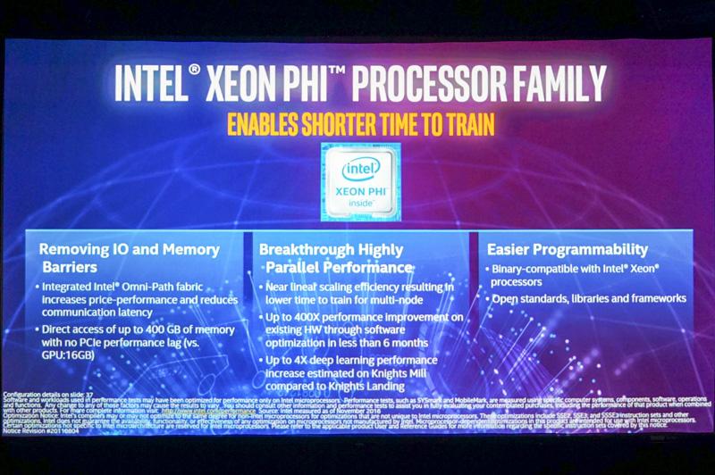 Xeon Phiの特徴