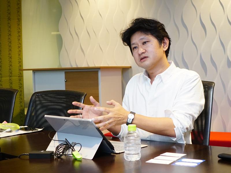 日本マイクロソフト株式会社 デベロッパー エバンジェリズム統括本部 プリンシパル テクニカル エバンジェリストの高橋忍氏