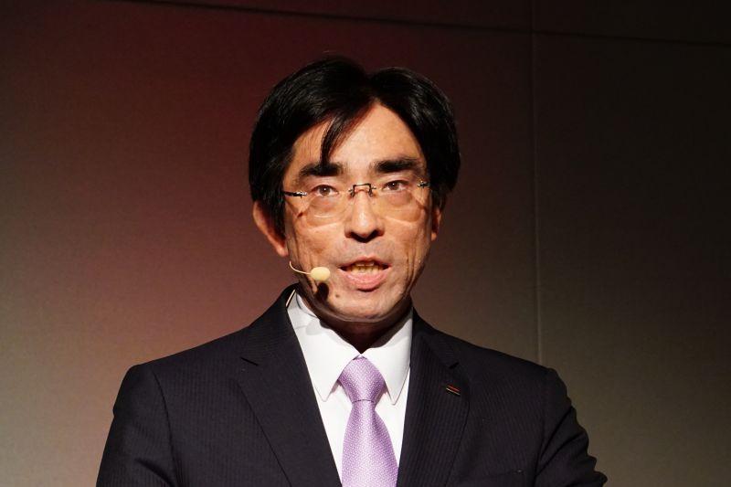 東芝クライアントソリューション株式会社取締役(技術・品質所管)の柏木和彦氏